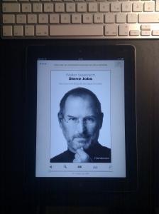 "kindle eBook-Cover ""Steve Jobs Biografie"""