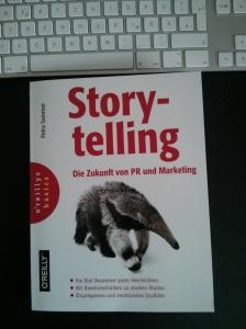 Storytelling - Die Zukunft von PR und Marketing von Petra Sammer