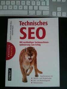 Technische SEO von Czysch, Illner und Wojcik aus den  O'Reilly Verlag